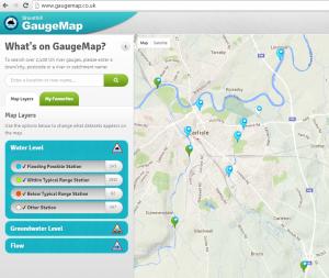 gaugemap