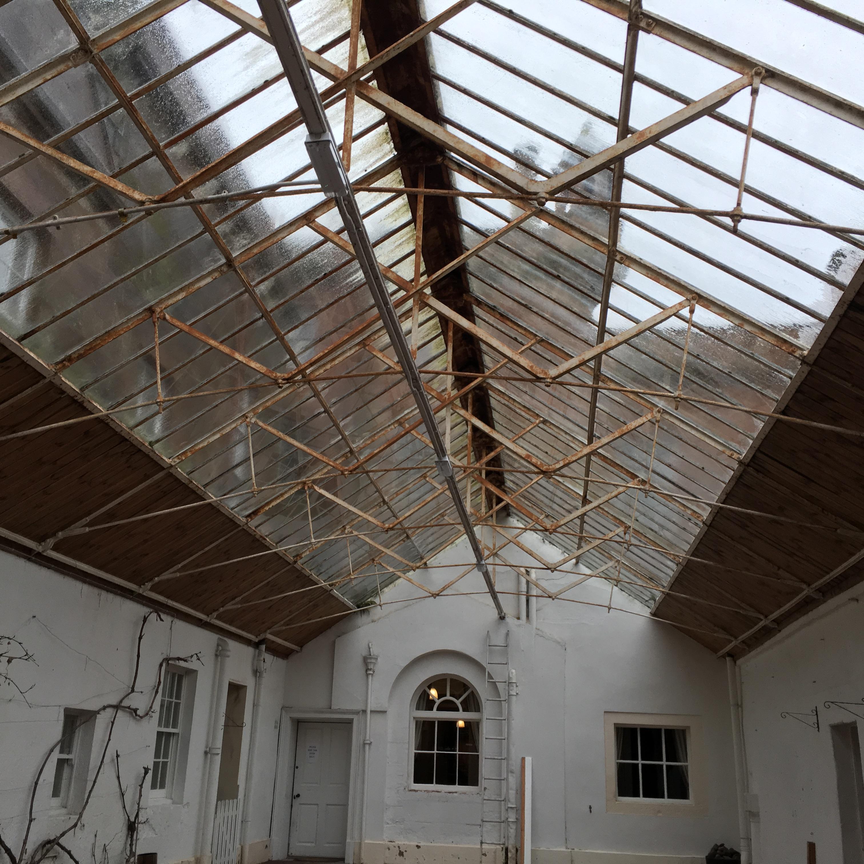 Netherby Hall Orangery - Kingmoor Consulting