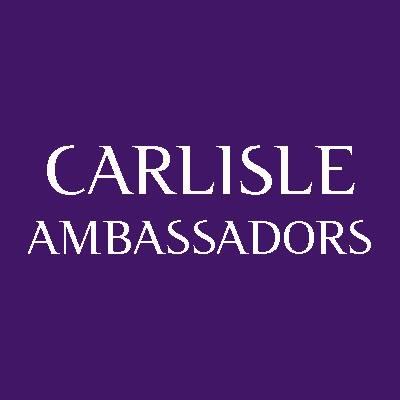 Carlisle Ambassadors 2017