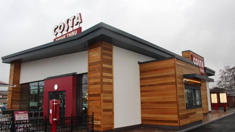 Costa Coffee, London Road